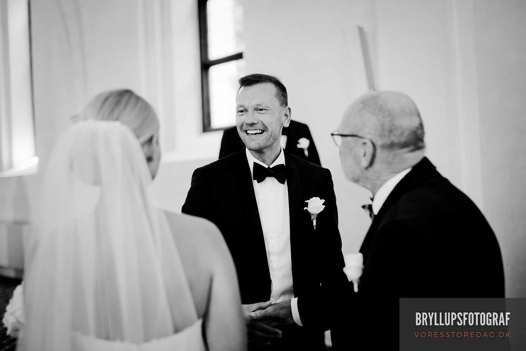 bryllup Vielse i Mølholmkirke