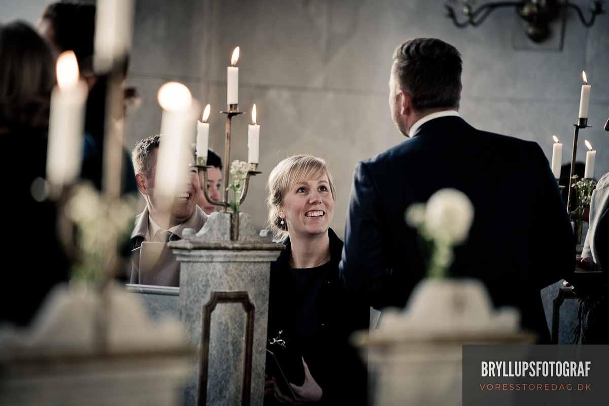 bryllupsfotografering valdemar slot