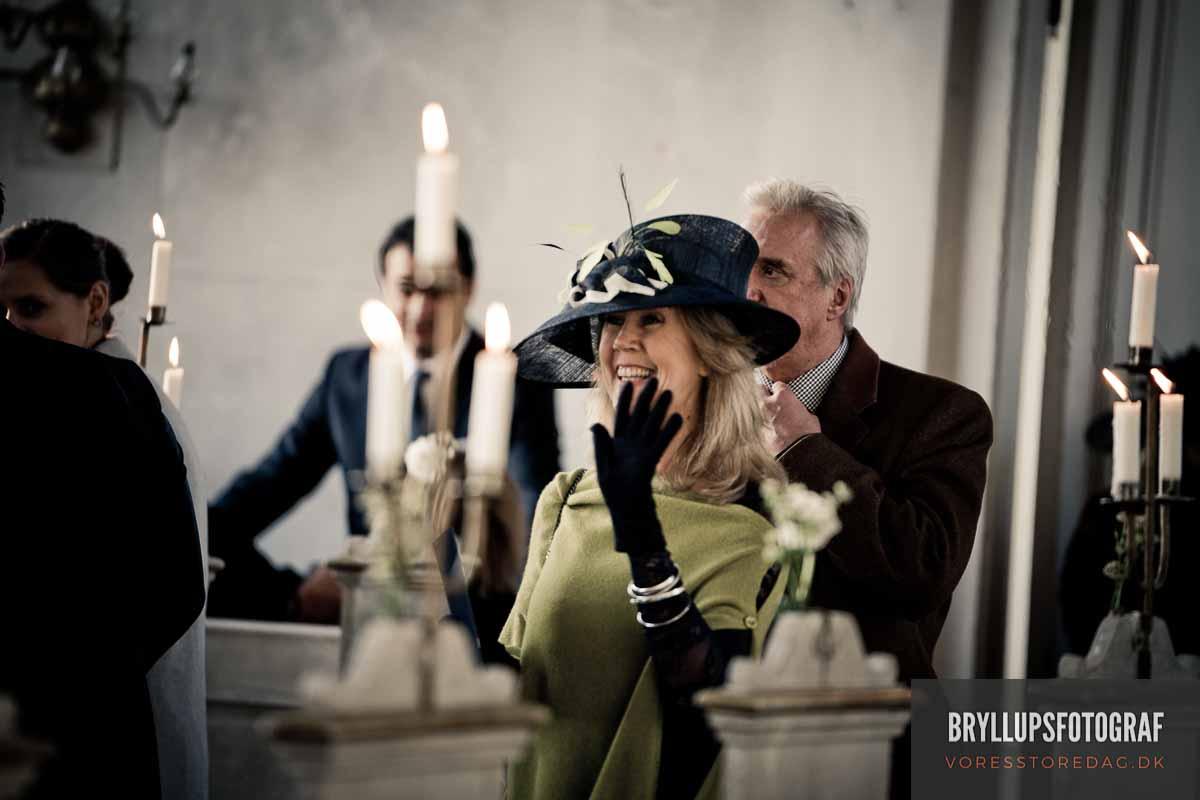 bryllupsfotograferinger valdemar slot