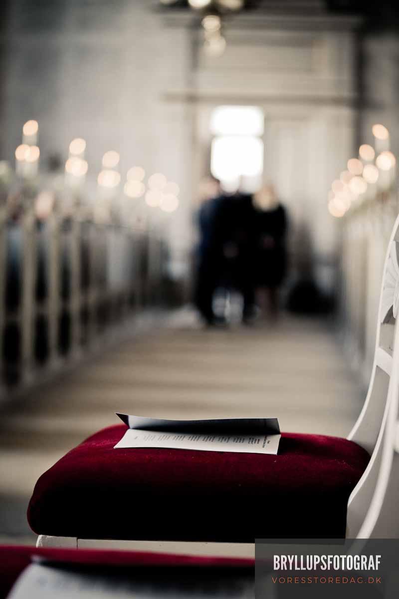 billeder bryllup valdemar slot