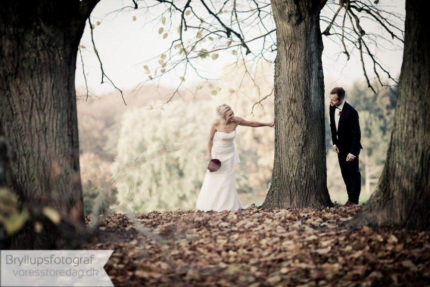 fotograf odense bryllup
