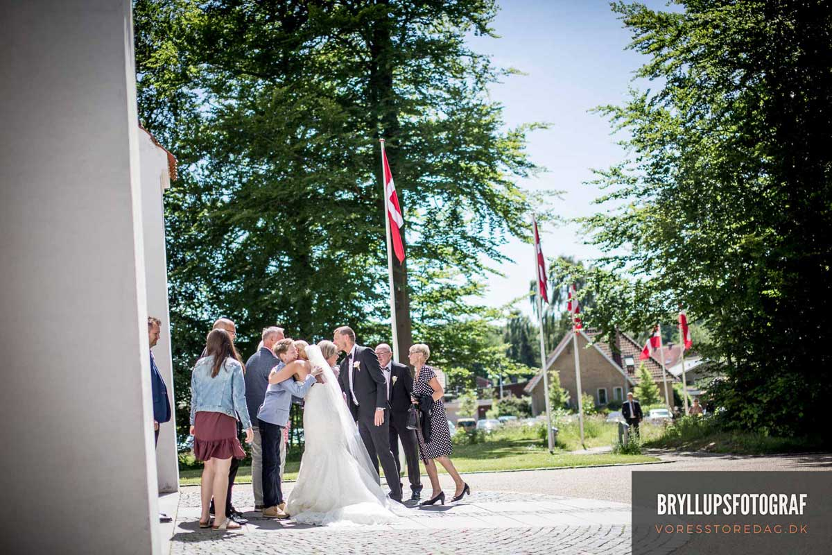 bryllupper Mølholmkirke