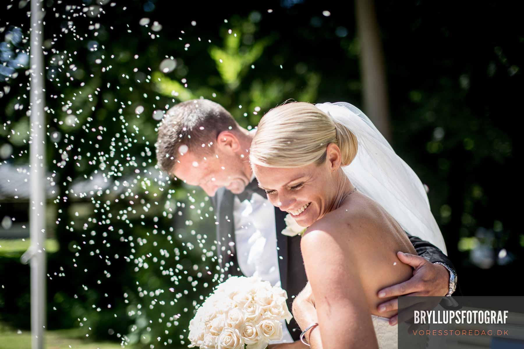 bryllup i Mølholmkirke