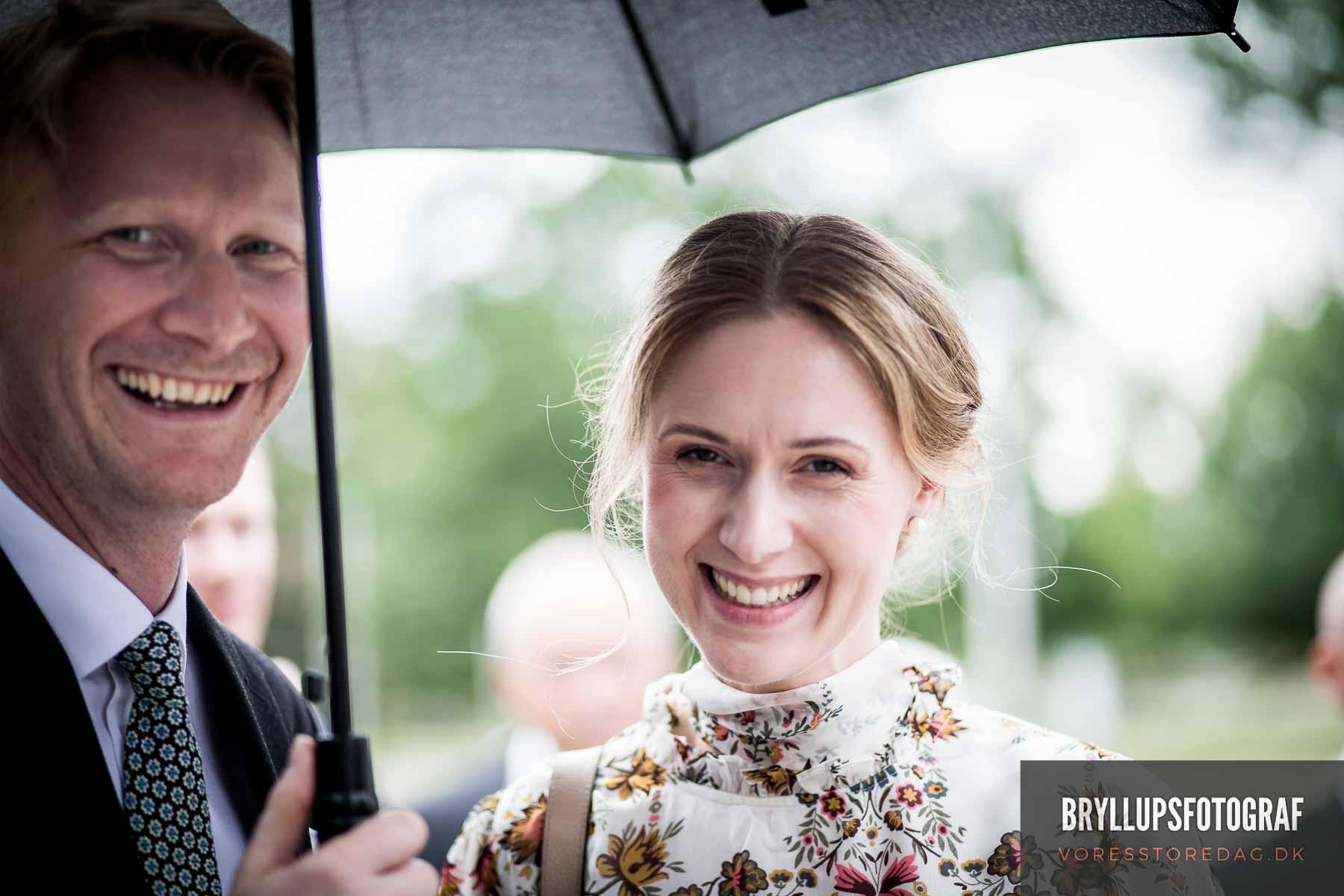Bryllupsbilleder taget ved den Norske Sømandskirke