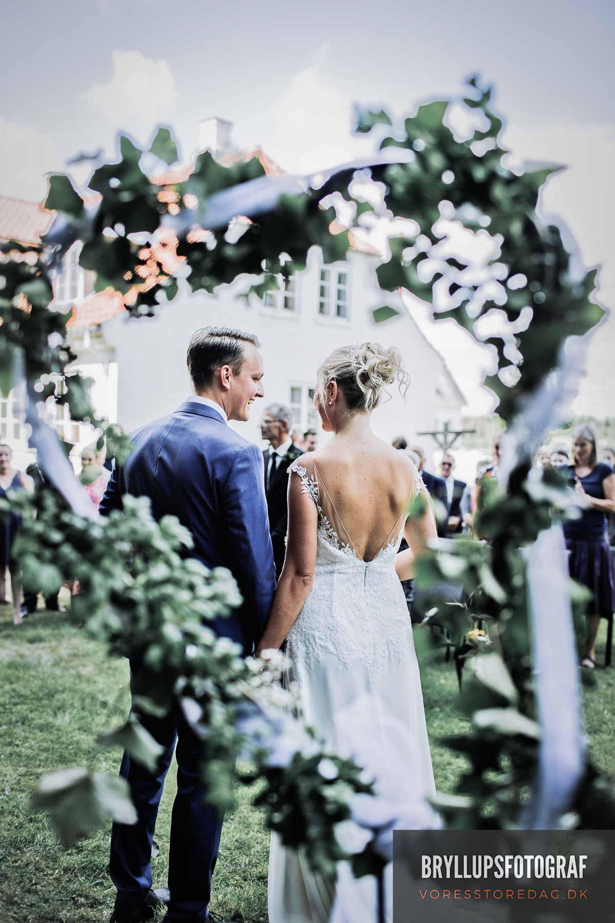 Jomfrubakken bryllup
