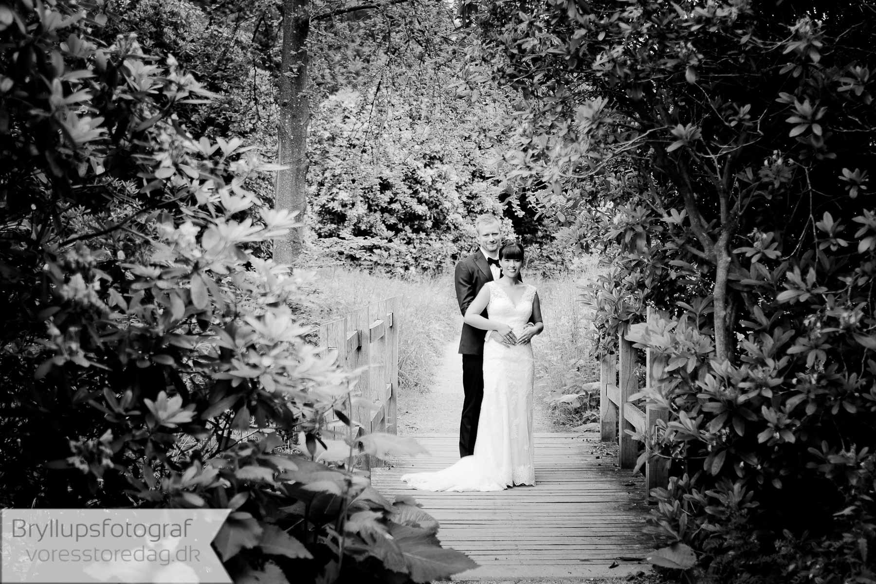 Studenterkilen bryllup