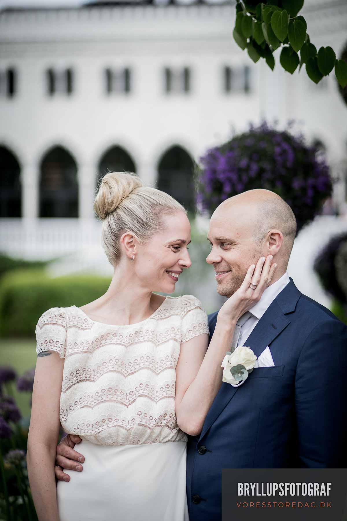 bryllup på Nimb i København