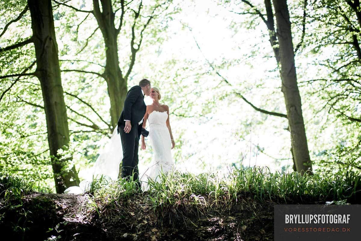 Bryllup Munkebjerg Hotel - Fotograf til bryllup - Professionelle foto