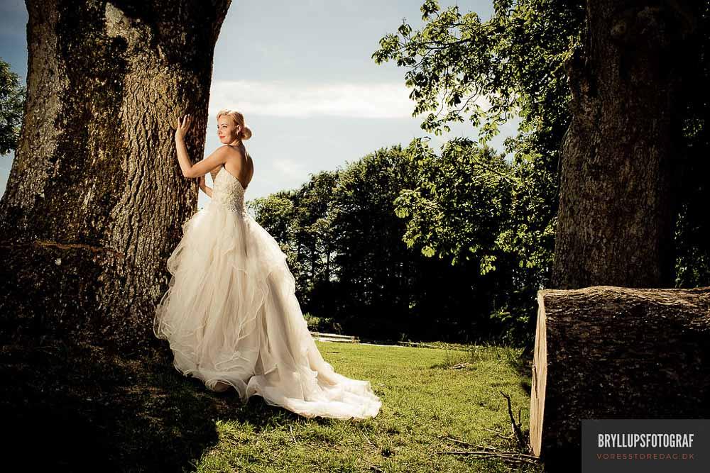 fotograf til bryllup pris