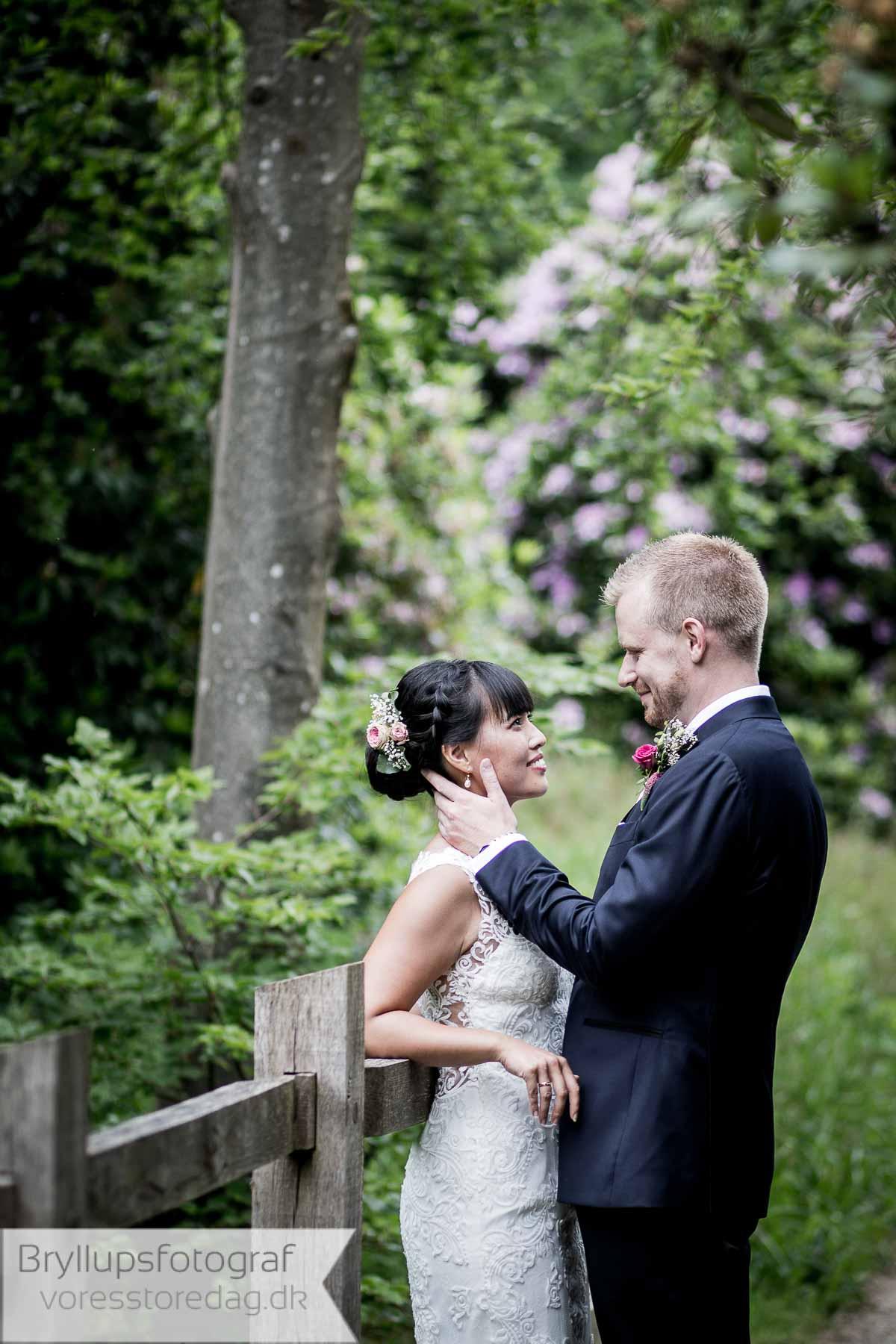 brudepar vajlefjord