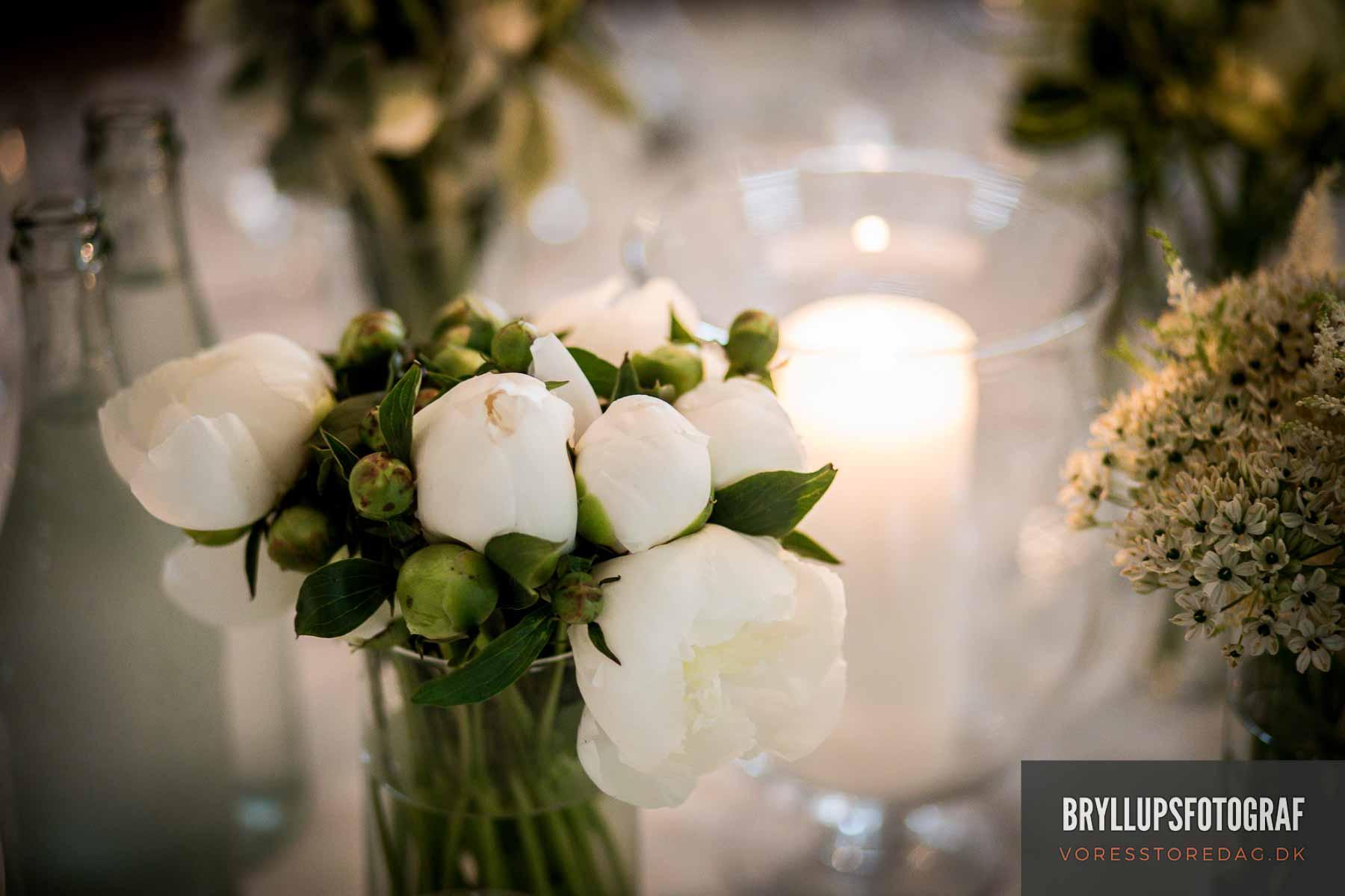 Storslåede bryllupper, private middage