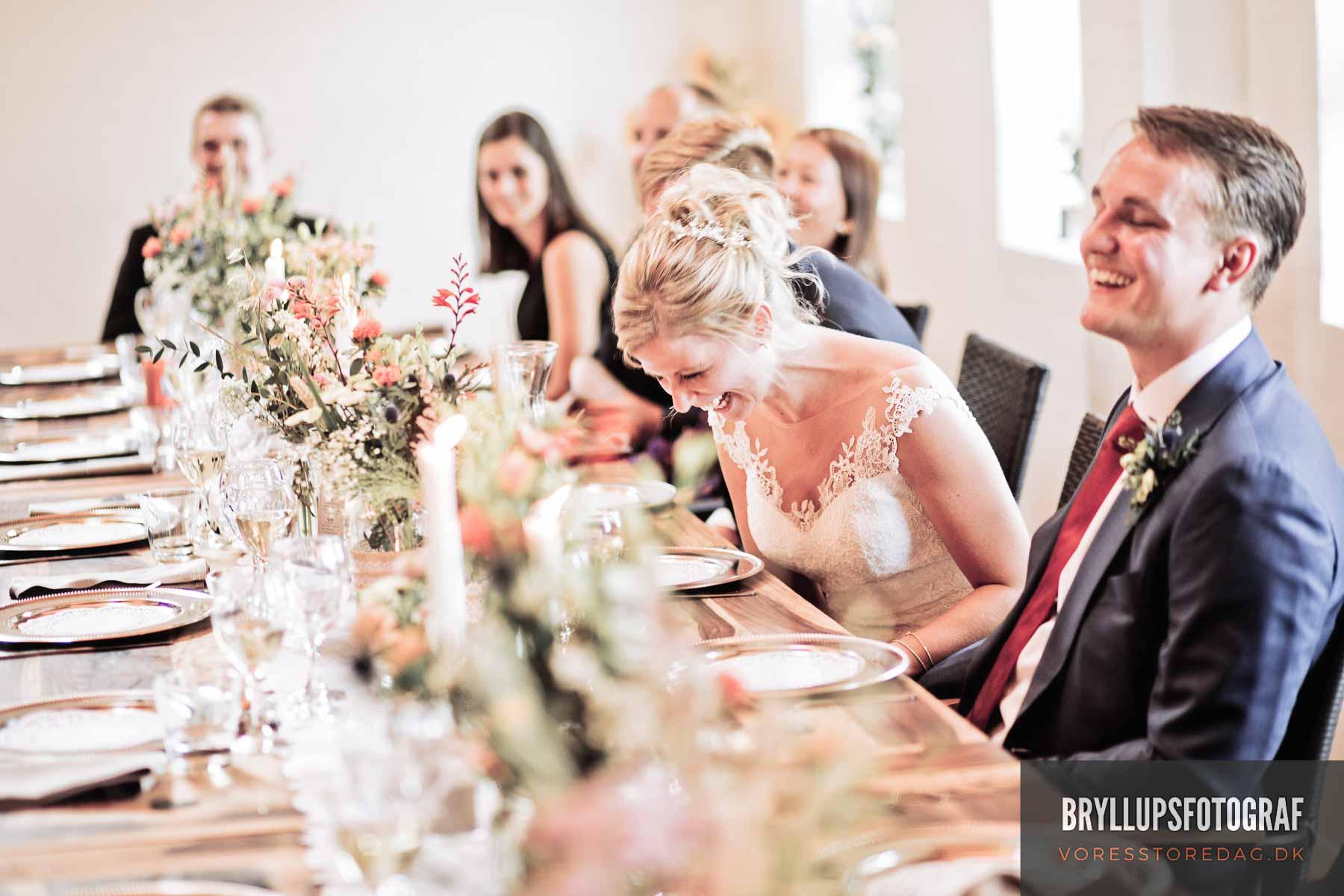 tale Jomfrubakken bryllup