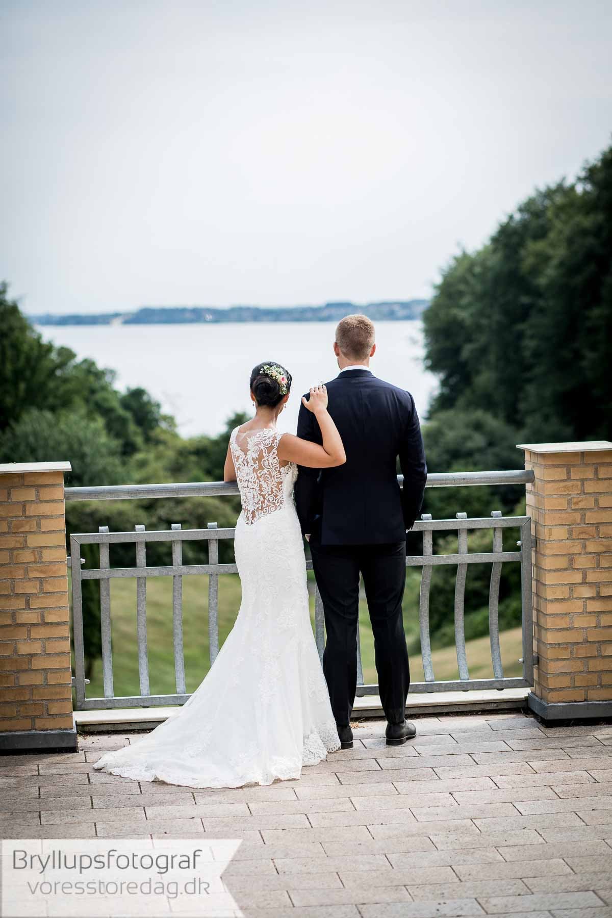 bryllupsfotos vejlefjord