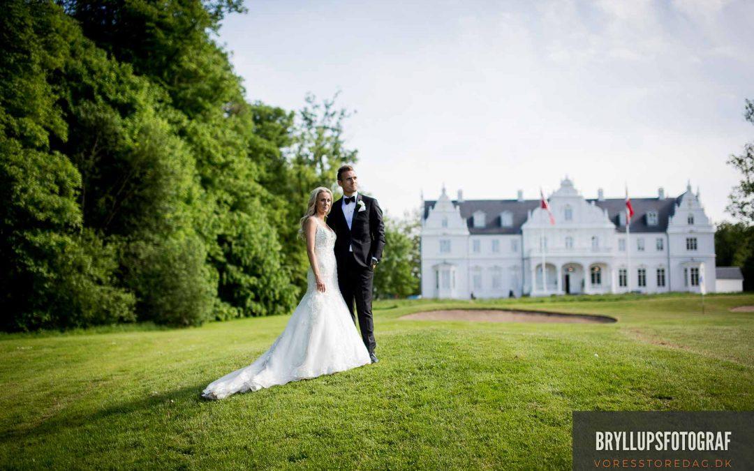 Kokkedal Slot bryllup i Nordsjælland