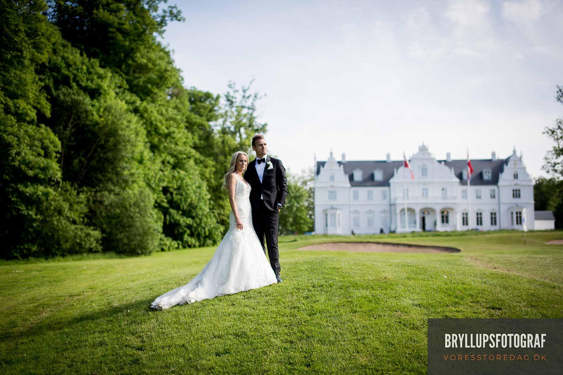 Så book en erfaren og kreativ bryllupsfotograf