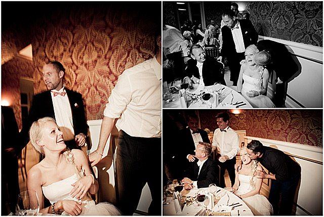 bryllupsfoto på Kokkedal slot