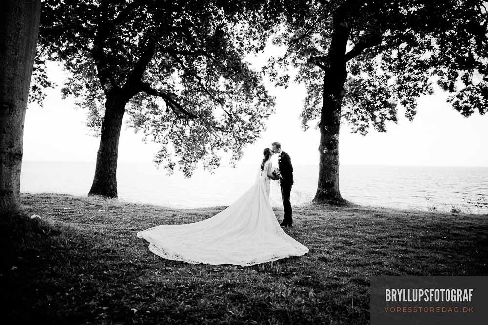 Vores Store Dag bruger Instagram, som udstillingsvindue for vores bryllupsbilleder