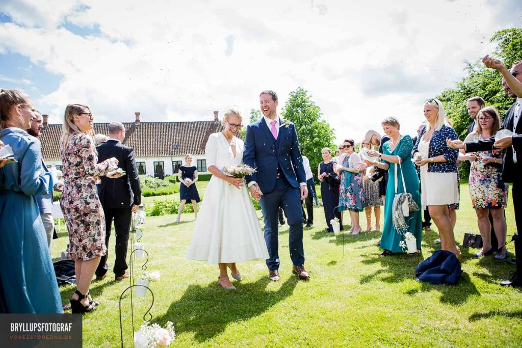bryllup på Frilandsmuseet