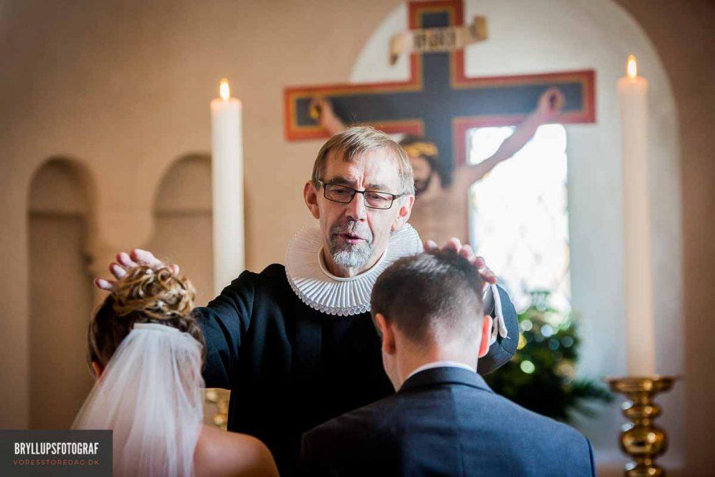 præsten vier parret i greve kirke