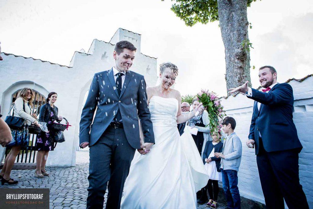 bruden og gommen greve kirke