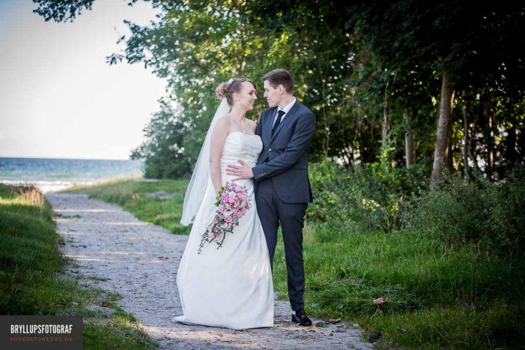 bryllupsportræt greve strandkro