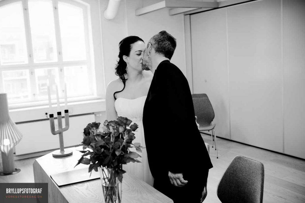 billigt bryllup
