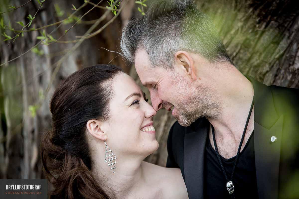 Bryllupsfotograf Rønne