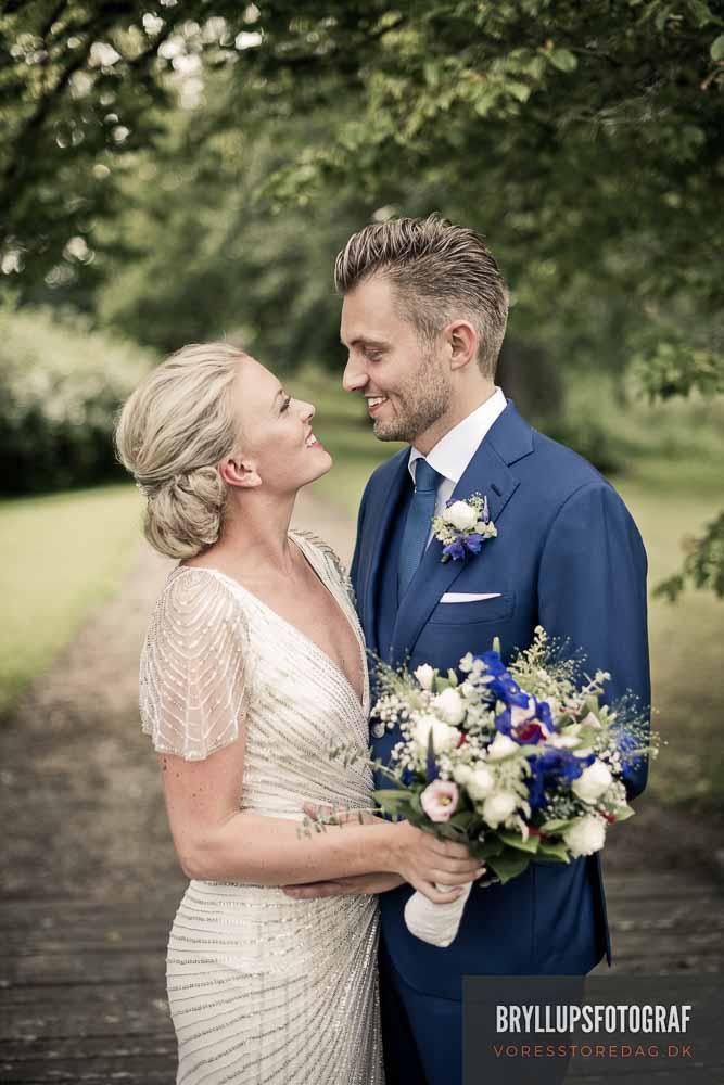 bryllups fotograf jylland