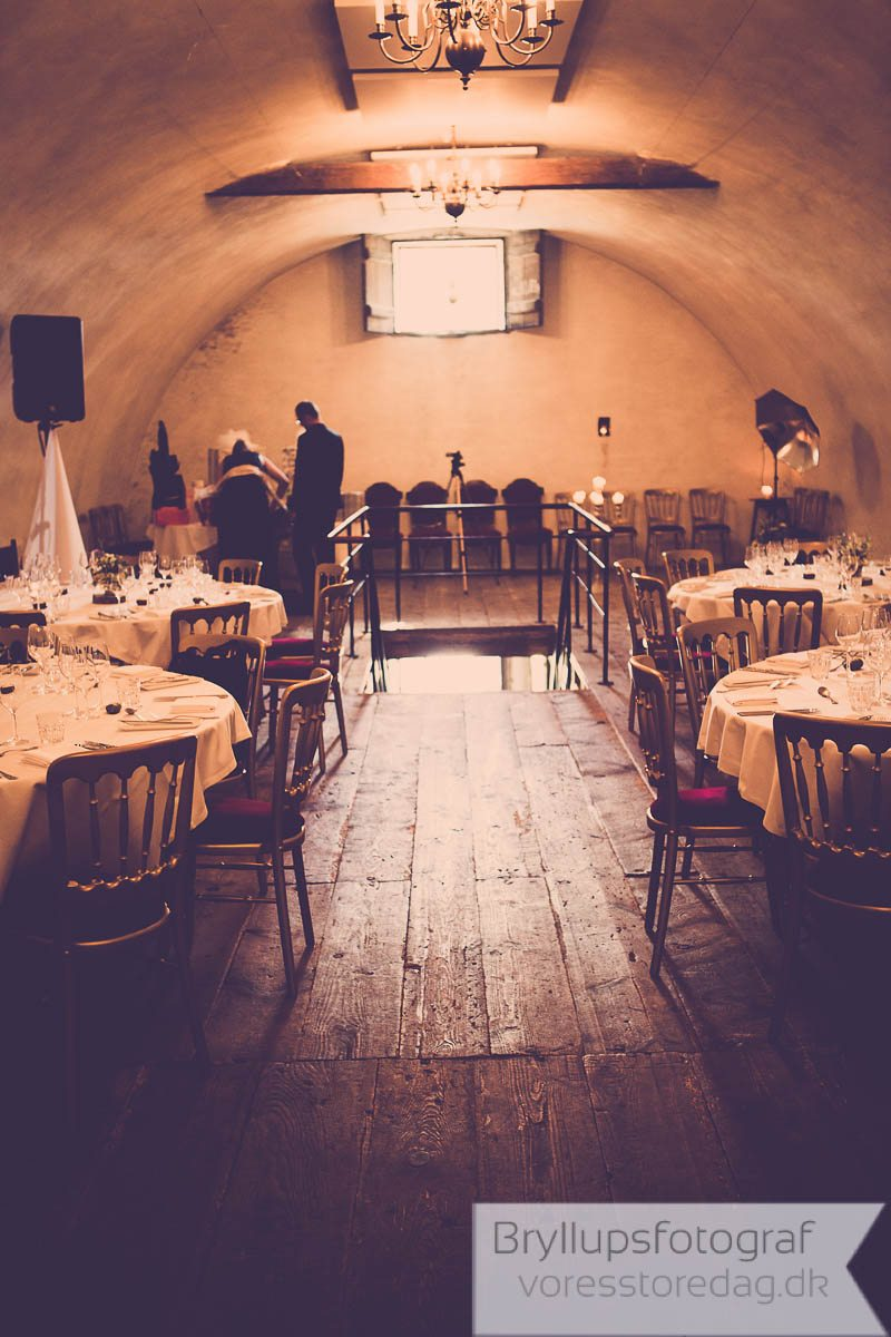 Restaurant Beghuset bryllup