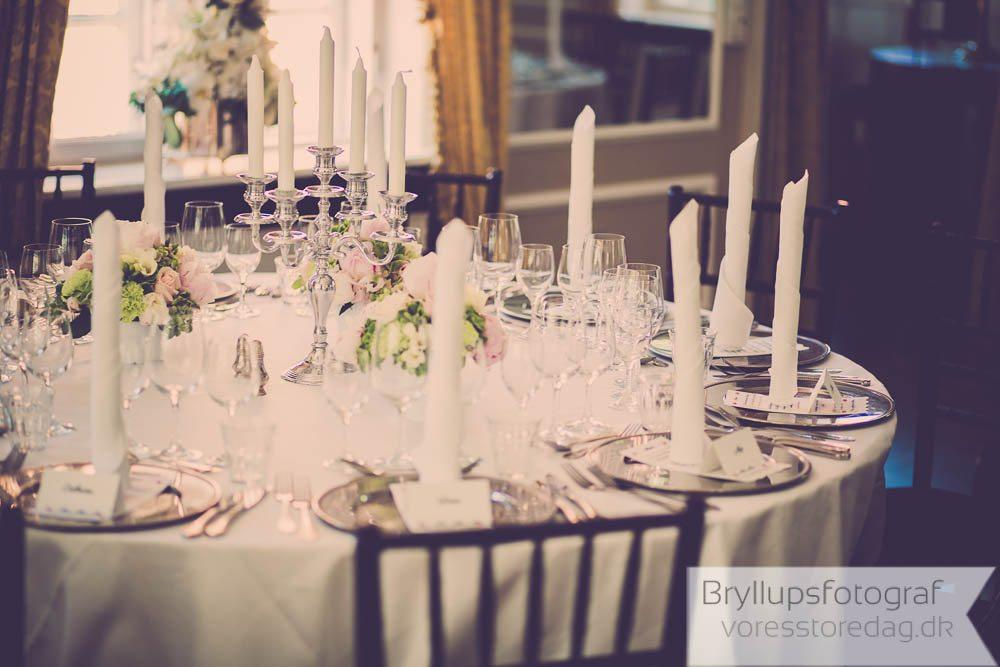 Skovshoved Hotel bryllup
