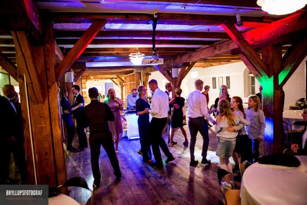lokaler til bryllup sjælland