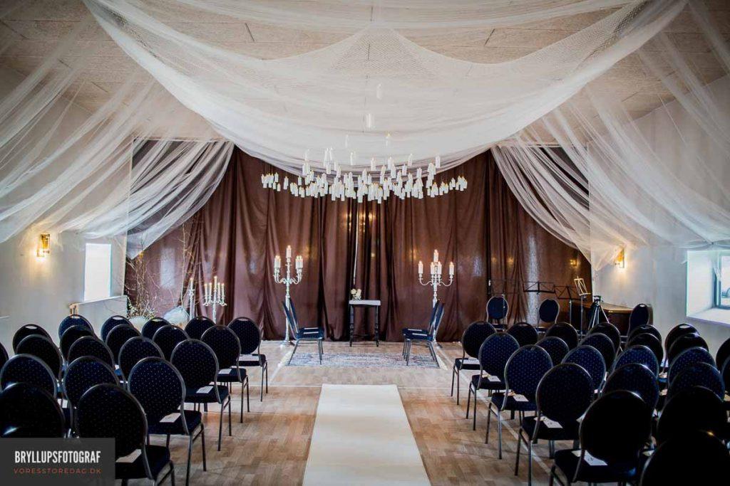 bryllup Gørdinglund Herregård