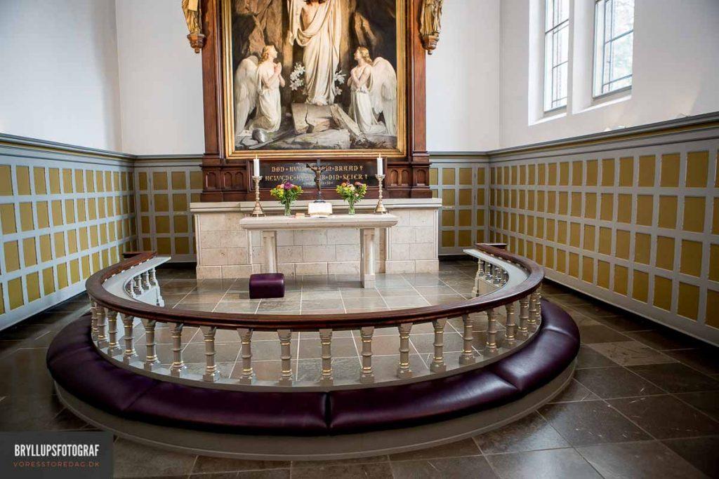 alter Sankt Jacobs kirke
