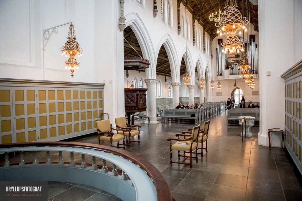 bryllup Sankt Jacobs kirke