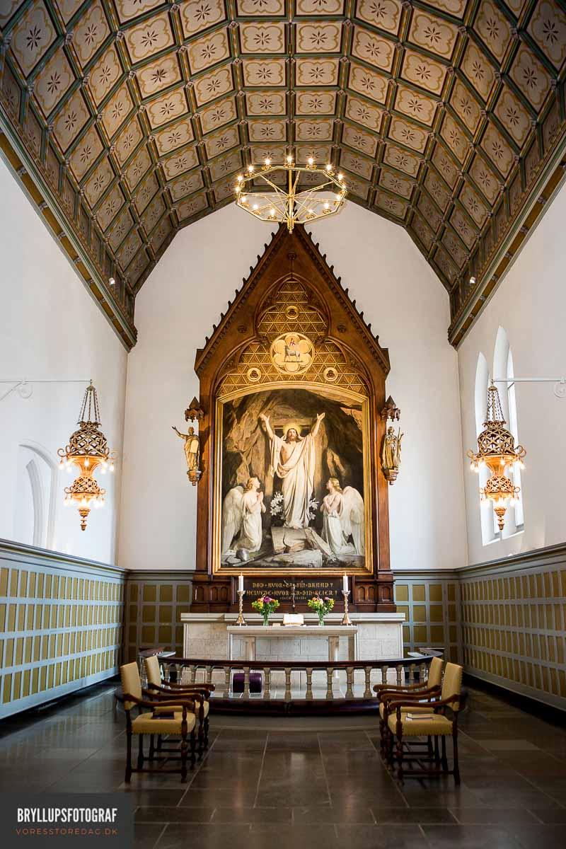 Sankt Jacobs kirke vielse