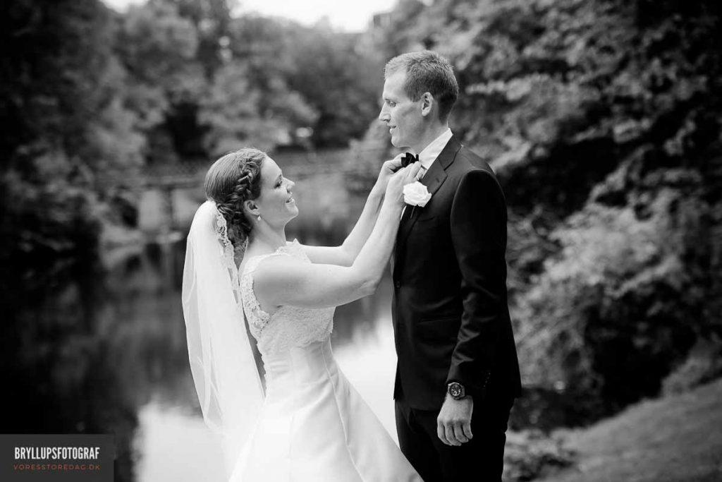 bryllups regler tøj
