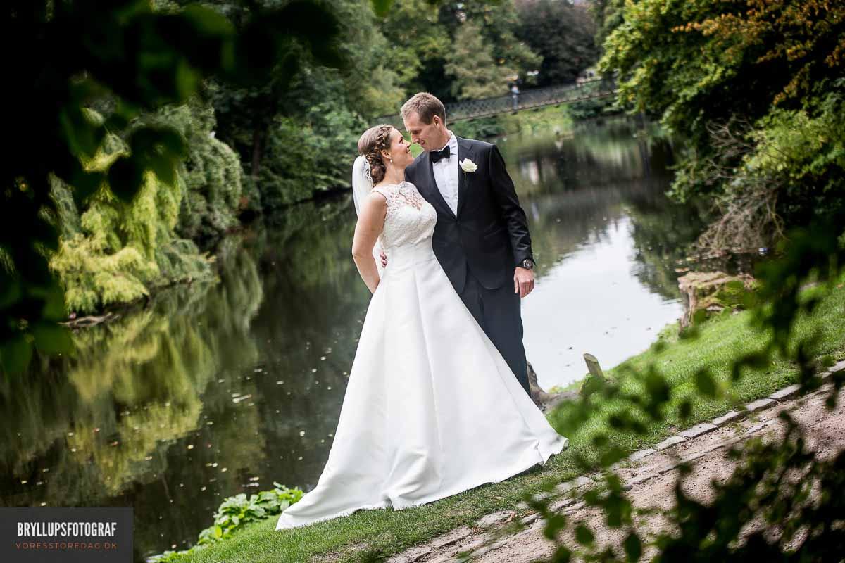 Bryllupsfotograf Ikast
