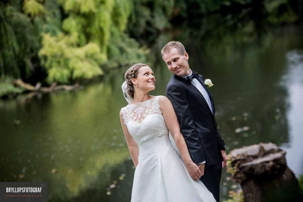 bryllups lykønskning