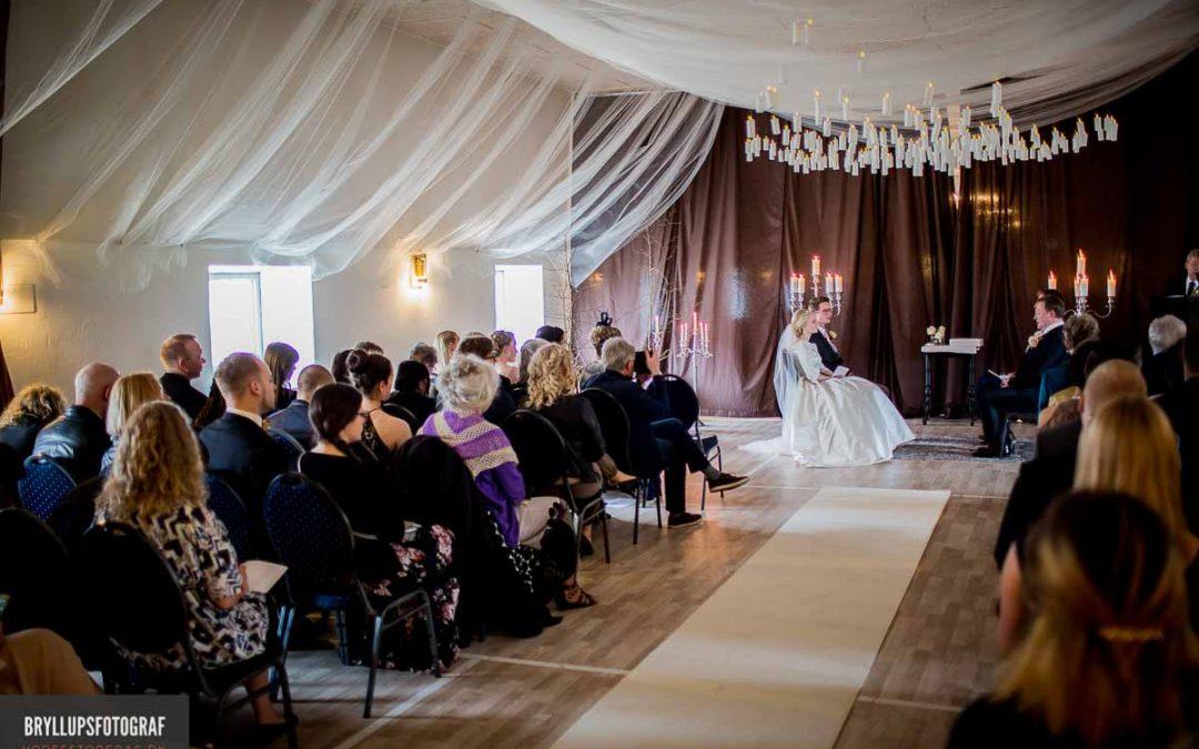 Gørdinglund Herregård bryllup