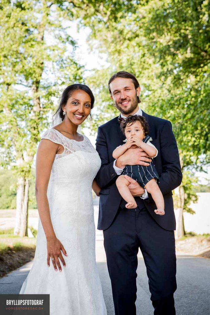 Bryllup Rosenfedt Gods