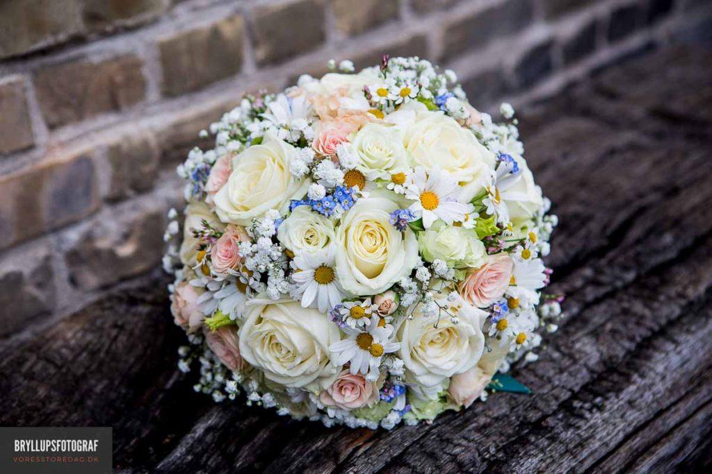 brudebuket københavn