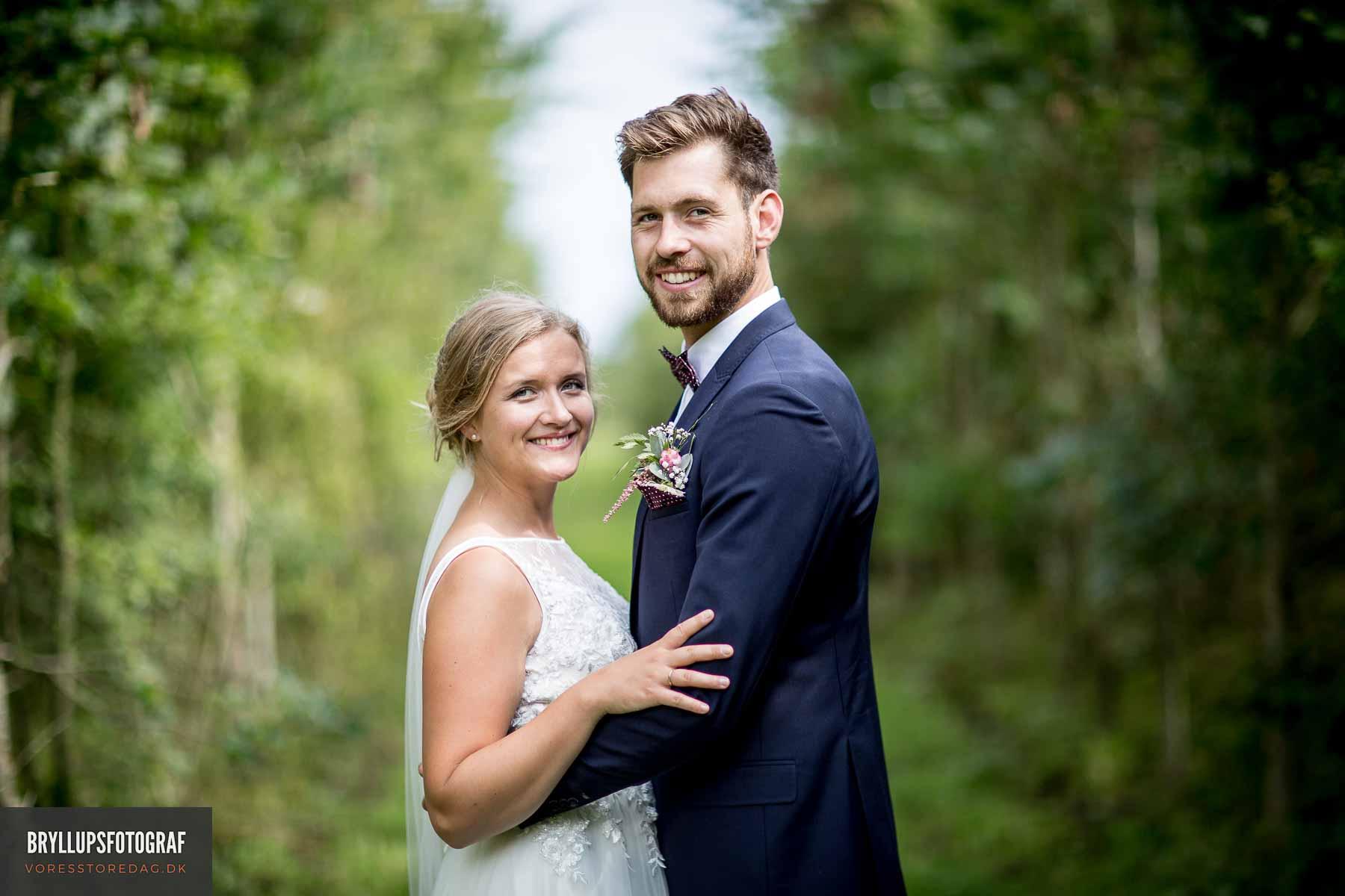 Bryllupsfotograf Kolding