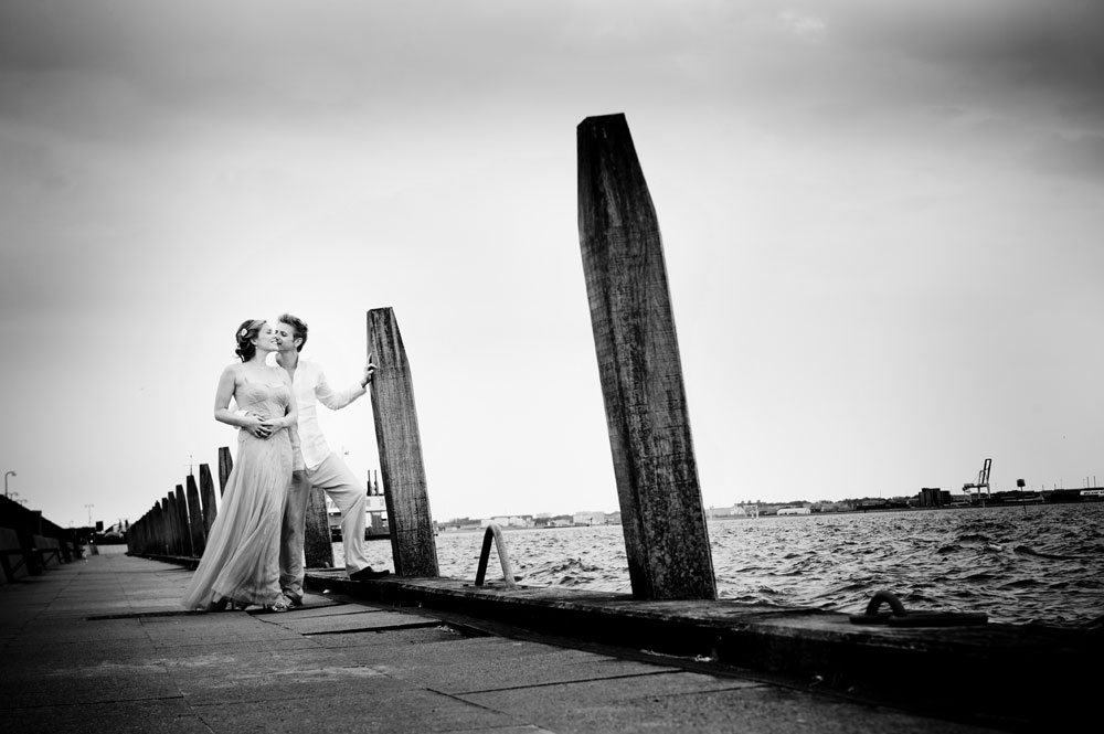 Fotografering af Bryllup i Ikast