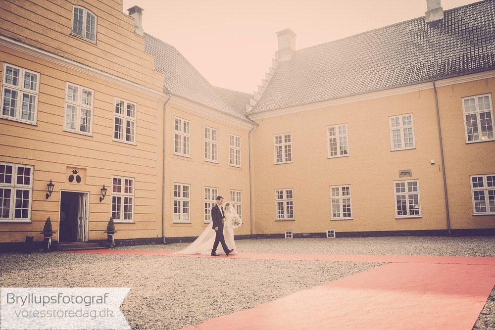 Lykkesholm fotografering af bryllup