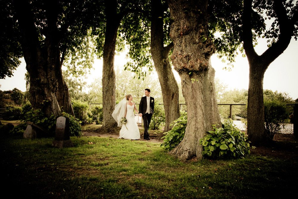 Fotografer til bryllup i Middelfart