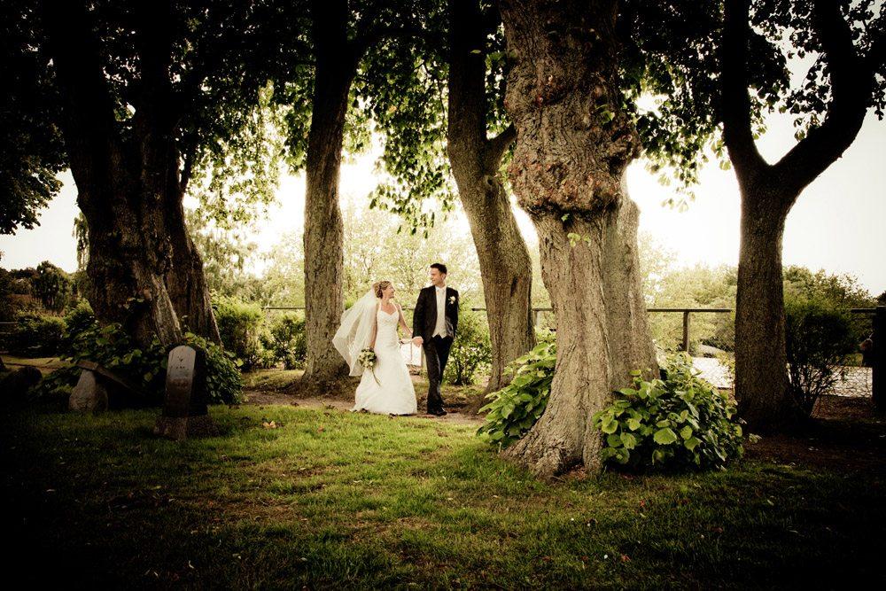 Fotografer til bryllupsfoto i Nyborg