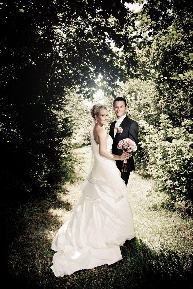 Fotografering af bryllup i Struer