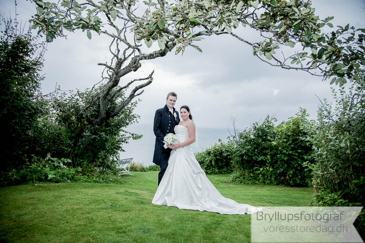 bryllupsfotograf Helenekilde badehotel