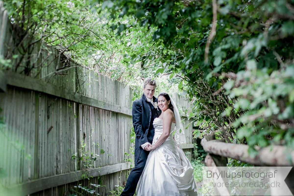bryllupsbilleder Helenekilde badehotel