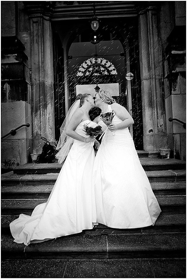 bryllupsfoto homovielse